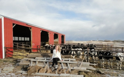 how to become a dairy farmer in ontario